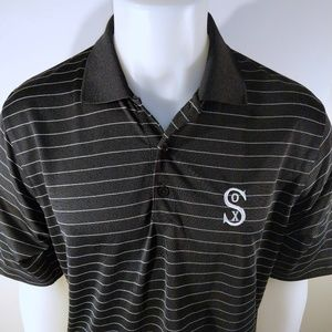 Chicago White Sox Elevate Polo by Antigua size M